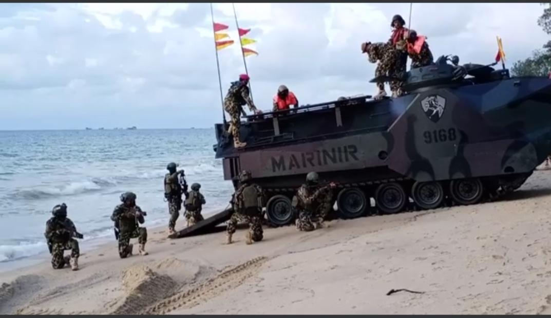 TNI AL Pangkoarmada I Laksamana Muda Ahmadi Heri Purwono,SE.,M.M,. Akan langsung Pimpin Latihan GELAGASPUR TK-3