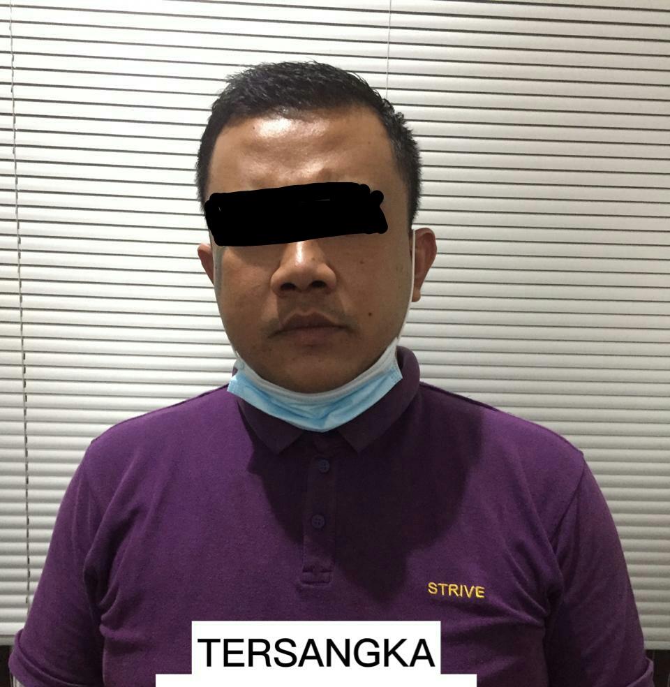 Ditreskrimum Polda Kepri Berhasil Amankan Tersangka Tindak Pidana Perdagangan Orang
