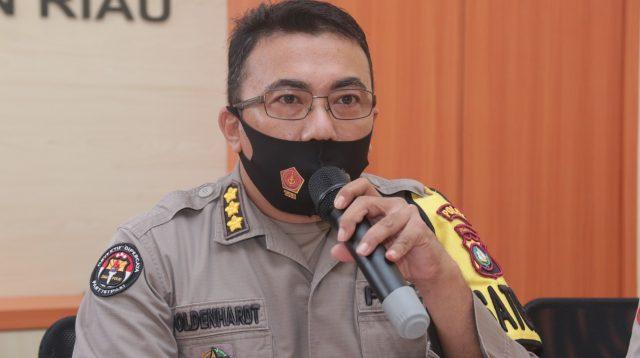 Dit Resnarkoba Polda Kepri Berhasil Amankan Pemilik 1.057,Gram Narkotika Jenis Sabu