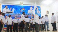 Usai dilantik di Gedung Nasional, DPC AJOI Kabupaten Lingga resmikan kantor Seketariat