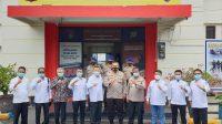 Kunjungan Kerja Komisi I DPRD Provinsi Kepri Di Mako Dit Polairud Polda Kepri