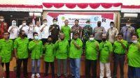 Ketua DPD AJOI Kepri Lantik Kepengurusan DPC AJOI Kabupaten Karimun Periode 2020-2024