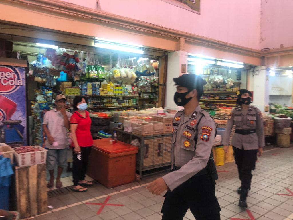 Patroli Dialogis Ops Aman Nusa II Seligi 2020 Polda Kepri Himbau Masyarakat Terapkan 4M